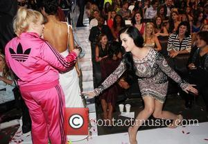 Rebel Wilson, Katy Perry and Rihanna