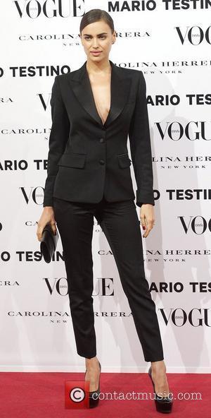 Irina Shayk, Vogue December Issue Launch, Party, Palacio Fernan Nunez. Madrid and Spain