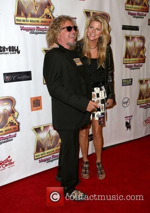 Sammy Hagar Vegas Rocks Magazine Awards 2012 At The Joint Inside The Hardrock Hotel and Casino. Las Vegas, Nevada -...