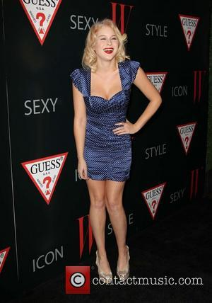 Renee Olstead W Magazine and GUESS Celebrate 30 Years Of Fashion and Film and The Next Generation of Style Icons...