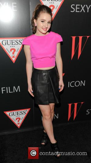 Kaitlyn Dever W Magazine and GUESS Celebrate 30 Years Of Fashion and Film and The Next Generation of Style Icons...