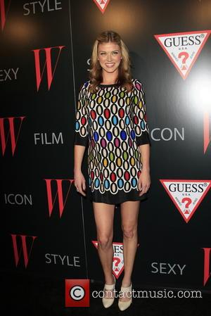 Adrianne Palicki W Magazine and GUESS Celebrate 30 Years Of Fashion and Film and The Next Generation of Style Icons...
