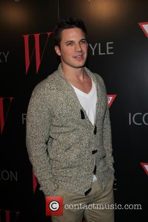 Matt Lanter W Magazine and GUESS Celebrate 30 Years Of Fashion and Film and The Next Generation of Style Icons...