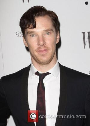 Benedict Cumberbatch and Golden Globe