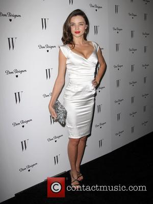 Miranda Kerr and Golden Globe