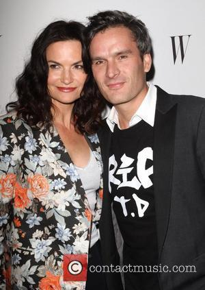 Balthazar Getty and Golden Globe