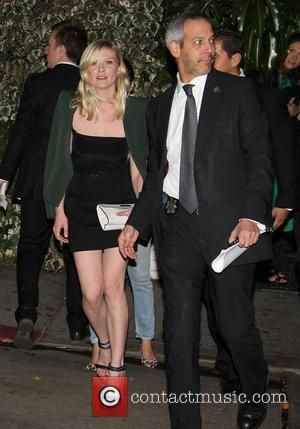 Kirsten Dunst and Golden Globe