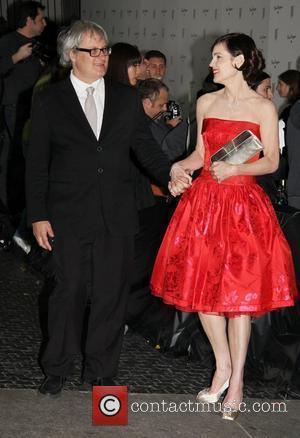 Elizabeth Mcgovern and Golden Globe