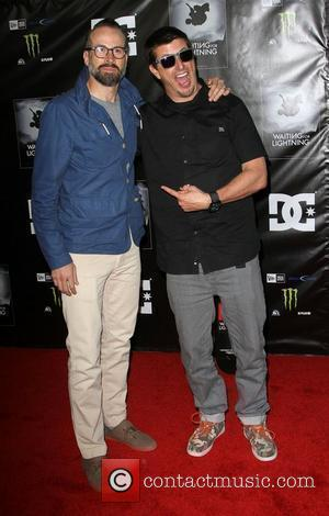 Jason Lee and Ken Block Screening of 'Waiting For Lightning' held at the ArcLight Cinerama Dome Hollywood, California - 10.04.12