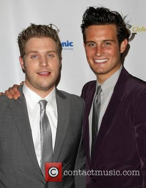 Kyle McKeever, Nico Tortorella 'Walking With Anthony' Charity Event held at Siren Studios Hollywood, California - 13.04.12