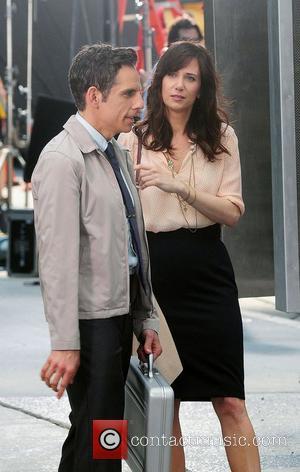 Ben Stiller and Kristen Wiig