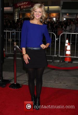 Arden Myrin The 'Wanderlust' world premiere at the Village Theater - Arrivals Los Angeles, California - 16.02.12