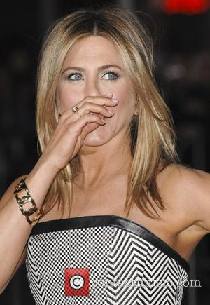 Jennifer Aniston  The 'Wanderlust' world premiere at the Village Theater - Arrivals Los Angeles, California - 16.02.12