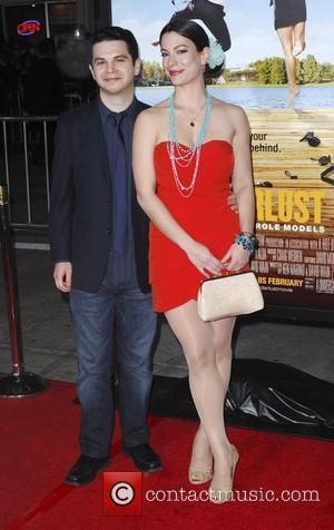 Samm Levine The 'Wanderlust' world premiere at the Village Theater - Arrivals Los Angeles, California - 16.02.12