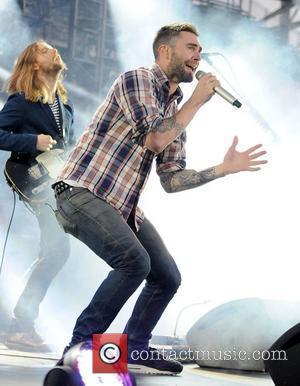 James Valentine, Adam Levine and Maroon 5