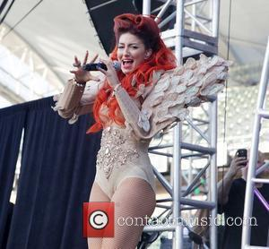 Neon Hitch and Gym Class Heroes