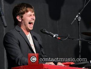 Mark Foster of band Foster The People 102.7 KIIS FM's Wango Tango at The Home Depot Center - Show Carson,...