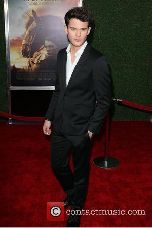 Jeremy Irvine,  at the World Premiere of 'War Horse' at Avery Fisher Hall in the Lincoln Center for The...