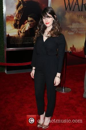 Sasha Spielberg,  at the World Premiere of 'War Horse' at Avery Fisher Hall in the Lincoln Center for The...