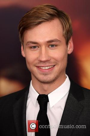 David Kross World Premiere of 'War Horse' at Avery Fisher Hall in the Lincoln Center for The Performing Arts New...