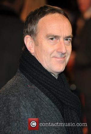 Angus Deayton War Horse - UK film premiere held at the Odeon Leicester Square - Arrivals. London, England - 08.01.12