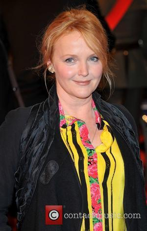 Miranda Richardson War Horse - UK film premiere held at the Odeon Leicester Square - Arrivals. London, England - 08.01.12