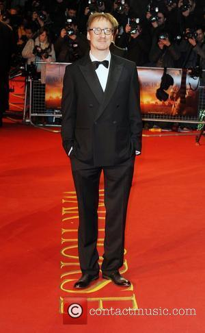 David Thewlis at the premiere of War Horse at Odeon, Leicester Square, London, England- 08.01.12