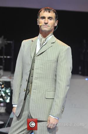 Marti Pellow Pays Tribute To Reg Presley