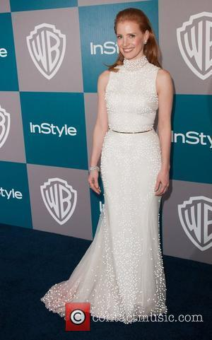 Chastain Goes Wild For Madagascar