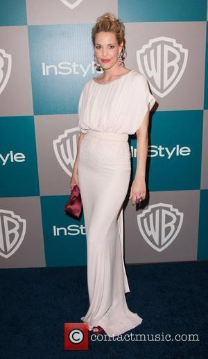 Leslie Bibb The 69th Annual Golden Globe Awards (Golden Globes 2012) 13th Annual Warner Bros. And InStyle After Party at...