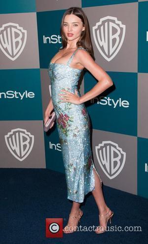 Miranda Kerr and Beverly Hilton Hotel