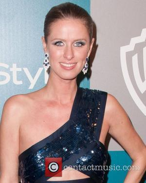 Nicky Hilton,  The 69th Annual Golden Globe Awards (Golden Globes 2012) 13th Annual Warner Bros. And InStyle After Party...