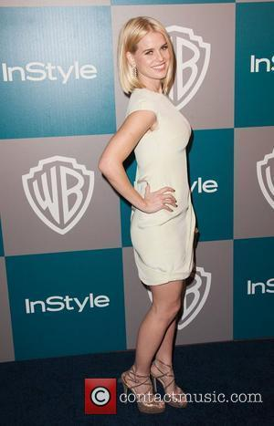 Alice Eve and Beverly Hilton Hotel