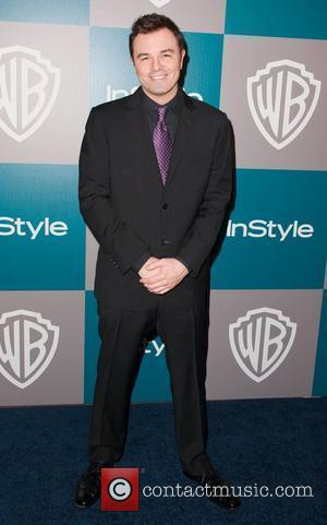 Seth MacFarlane The 69th Annual Golden Globe Awards (Golden Globes 2012) 13th Annual Warner Bros. And InStyle After Party at...