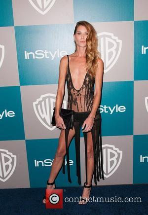 Erin Wasson The 69th Annual Golden Globe Awards (Golden Globes 2012) 13th Annual Warner Bros. And InStyle After Party at...