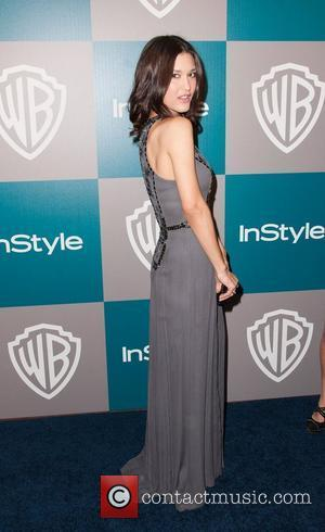 Julia Jones The 69th Annual Golden Globe Awards (Golden Globes 2012) 13th Annual Warner Bros. And InStyle After Party at...
