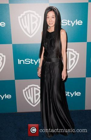Vera Wang The 69th Annual Golden Globe Awards (Golden Globes 2012) 13th Annual Warner Bros. And InStyle After Party at...