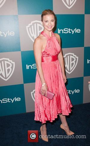 Emily VanCamp The 69th Annual Golden Globe Awards (Golden Globes 2012) 13th Annual Warner Bros. And InStyle After Party at...