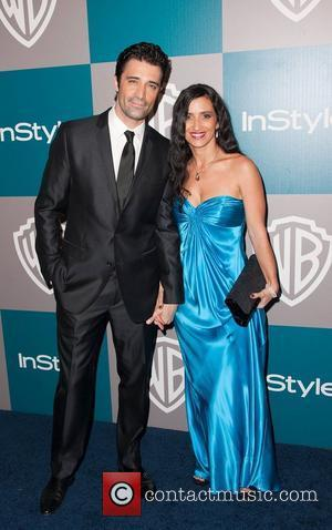 Gilles Marini and Beverly Hilton Hotel