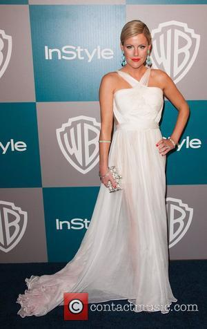 Kathleen Robertson The 69th Annual Golden Globe Awards (Golden Globes 2012) 13th Annual Warner Bros. And InStyle After Party at...