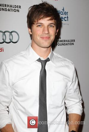 Matt Lanter The Ripple Effect Benefiting The Water Project Charity held at Sunset Luxe Hotel Los Angeles, California - 10.12.11