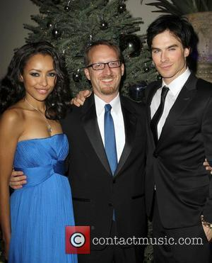 Kat Graham, Guest and Ian Somerhalder The Ripple Effect Benefiting The Water Project Charity held at Sunset Luxe Hotel -...