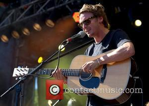Ben Howard  performing at Way Out West Festival  Gothenburg, Sweden - 11.08.12