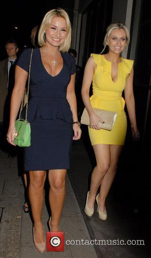 Sam Faiers and Gemma Merna