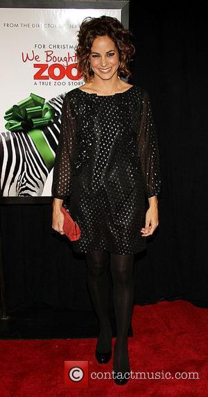 Stephanie Szostak,  New York premiere of 'We Bought a Zoo' at the Ziegfeld Theater - Arrivals. New York City,...