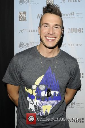 Shawn Desman  'WE Day' held at Air Canada Centre.  Toronto, Canada - 28.09.12
