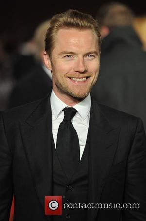 Ronan Keating The UK Premiere of W.E. held at the Odeon Kensington - Arrivals. London, England - 11.01.12