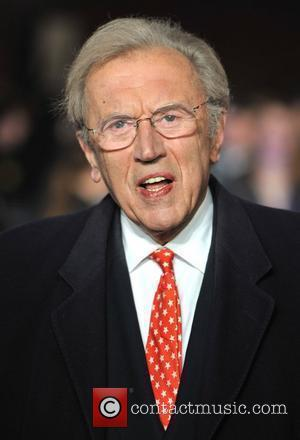 Sir David Frost The UK Premiere of W.E. held at the Odeon Kensington - Arrivals. London, England - 11.01.12