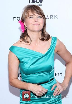 Lucy Lawless New York premiere of 'W.E.' at the Ziegfeld Theatre - Arrivals 23.01.12 New York NY