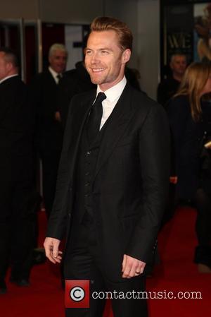 Ronan Keating 'W.E' UK premiere held at the Odeon Kensington - Arrivals London, England - 11.01.12